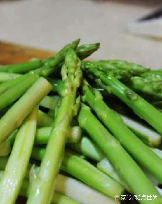 培根芦笋卷简单的做法,不简单的味道,好吃营养!