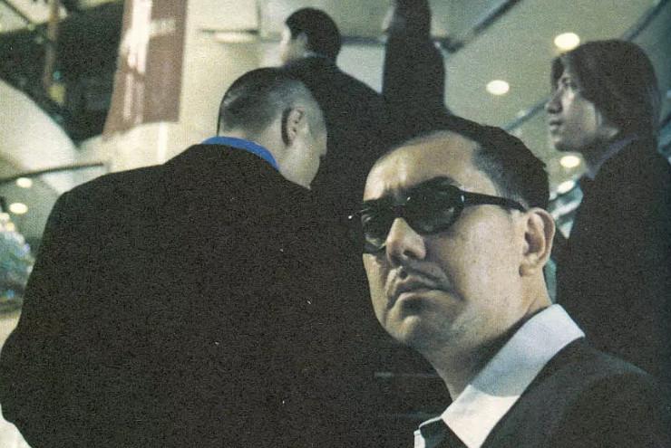 20年前,杜琪峰的银河印象在这部影片中达到巅峰