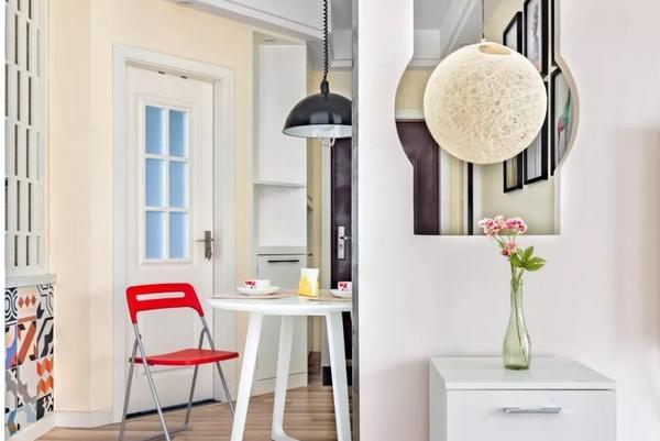 79㎡新房,厨房切了一角变成餐厅,客厅隐形门,全屋处处是亮点!