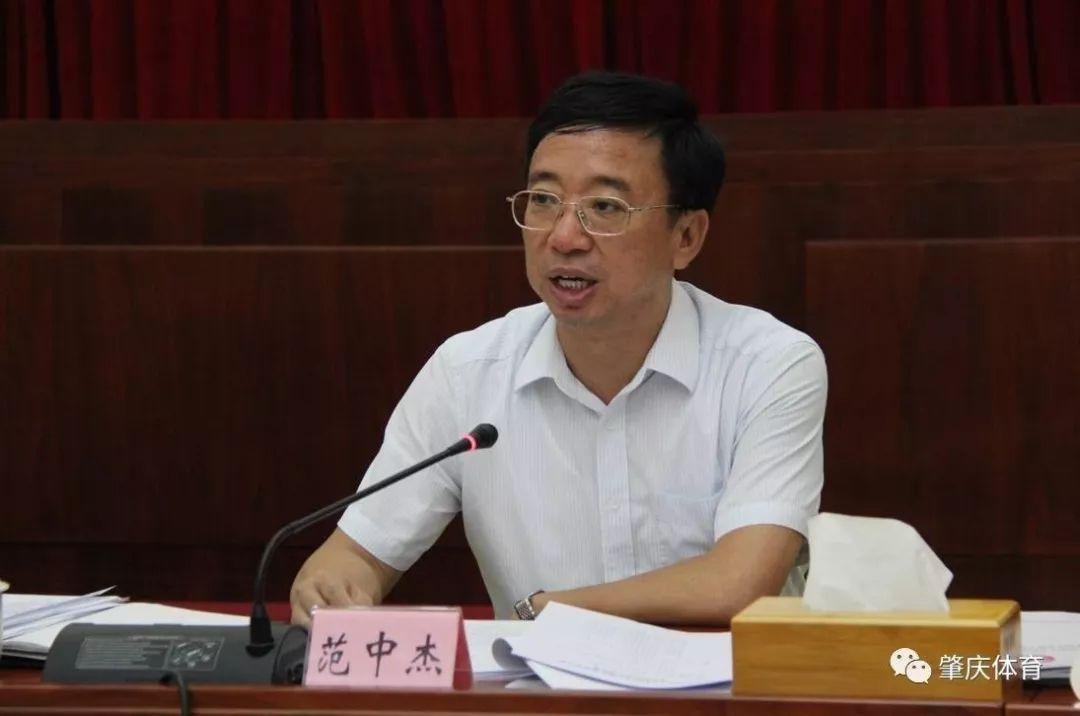 肇庆市长拟获提拔,曾连夜创作励志歌曲