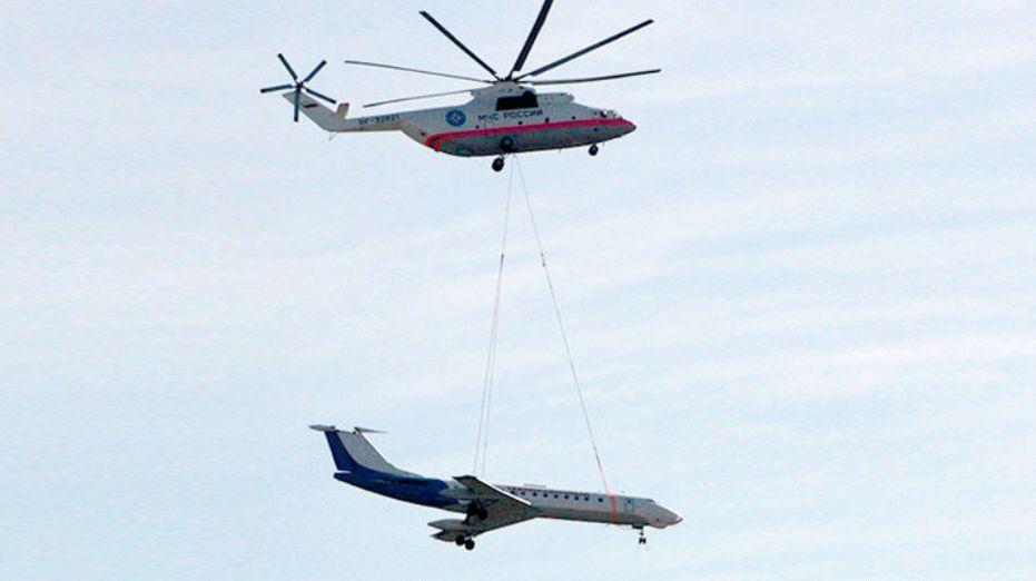 世界上,最大的直升飞机:关于米26的10个事实