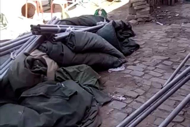 河北霸州村民办丧事煤气爆燃致66人受伤 2人被刑拘