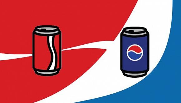 百年以来,百事可乐与可口可乐的营销战图片