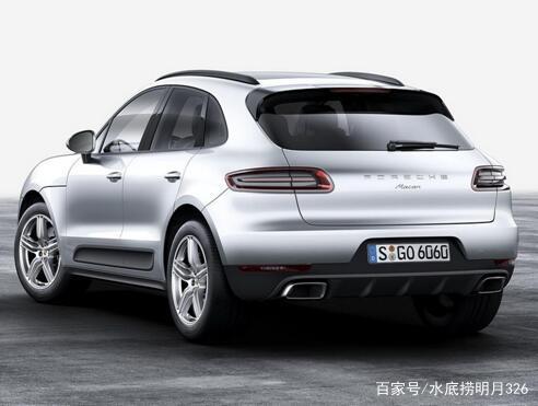 蓬勃发展,2017年保时捷Macan SUV,豪华