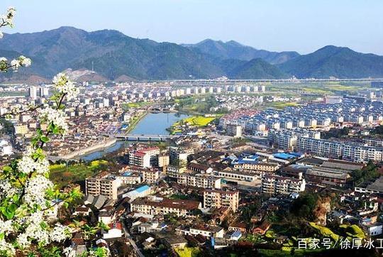 安徽东至县梅城因宣城的他而得名!