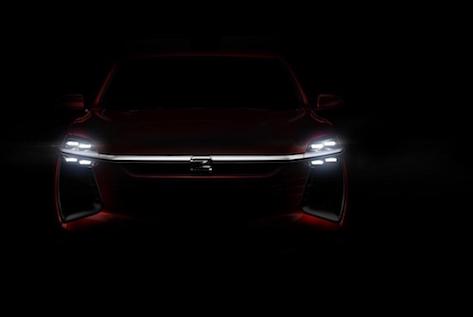 众泰新款SUV亮相上海车展,网友表示有点盼头