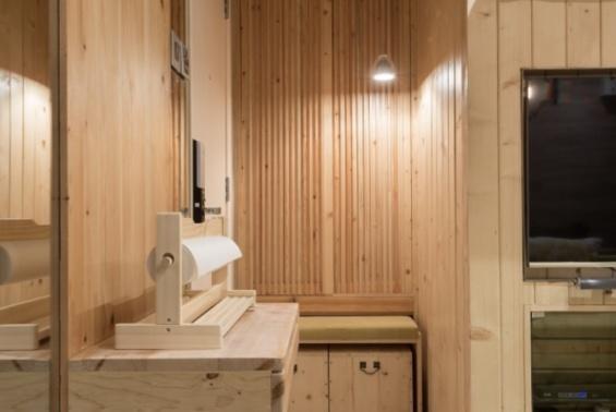 香港24㎡小宅,儿童房不到4㎡,厕所带浴缸,住一家三口很幸福!