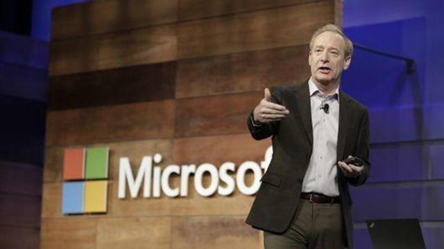 比棱镜门还可怕!微软总裁刚刚如此表态,美国怎么好意思指责中俄