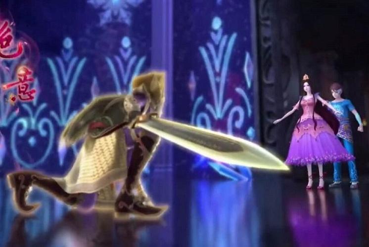 叶罗丽第七季:金王子为什么要杀舒言?