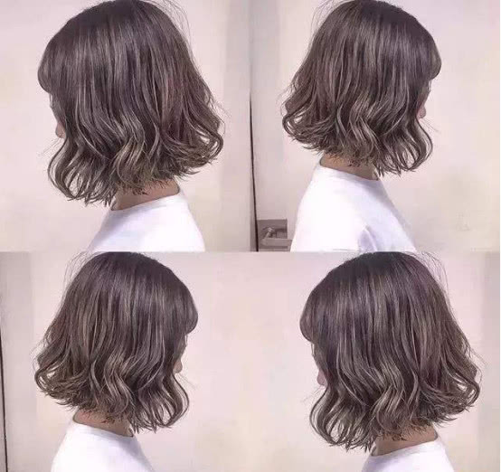 2019年最新流行的发型,非常的减龄,美的让人挪不开眼!