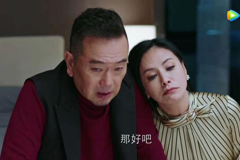 马景涛旧爱,曾出演《风云》,如今客串《都挺好》饰演张晨光老婆