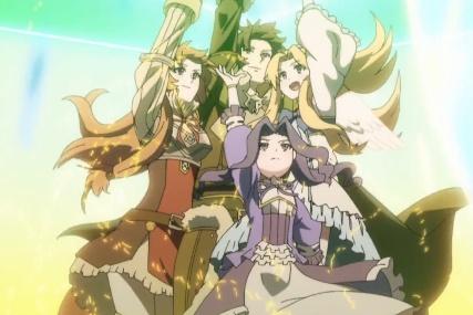 盾之勇者:洗脑盾生效,梅尔王女倾心,后宫又添新佳丽