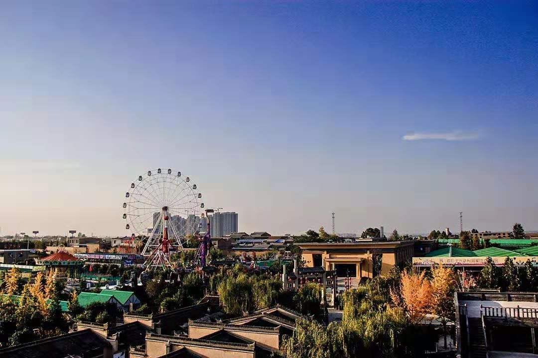 兴平和咸阳交界处的一道风景,那就是宏兴码头
