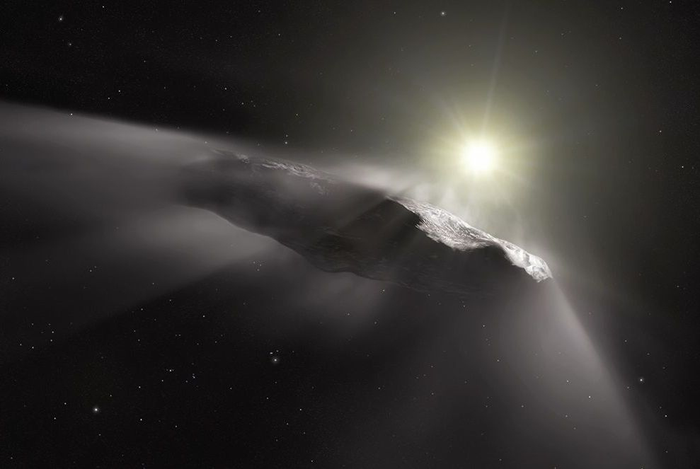 奥陌陌真的在加速飞出太阳系吗?