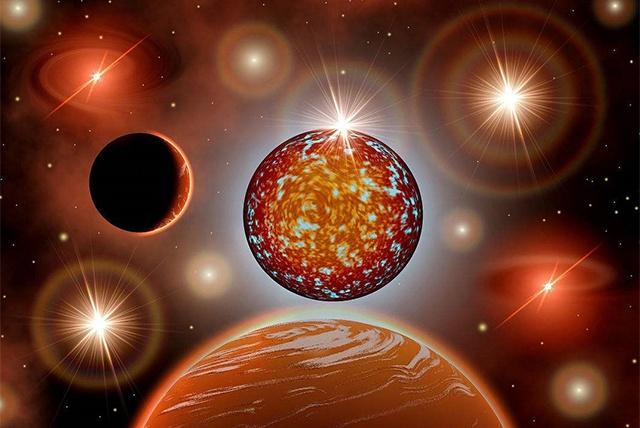 人类对恒星系最大的错觉,宇宙中其实大部分恒星系都是双星系统