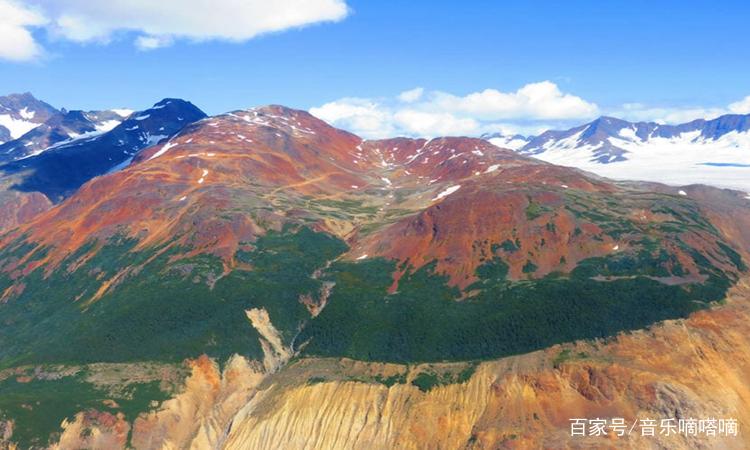 这里的大山风景独特,山势雄伟,不知道你去过这个地方没有.