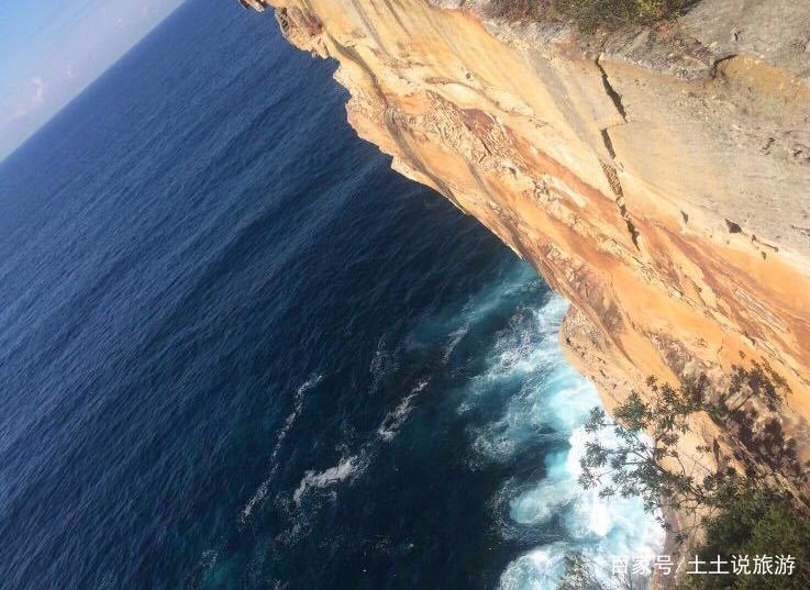 悉尼峭壁公园,山水相连的风景让人流连忘返