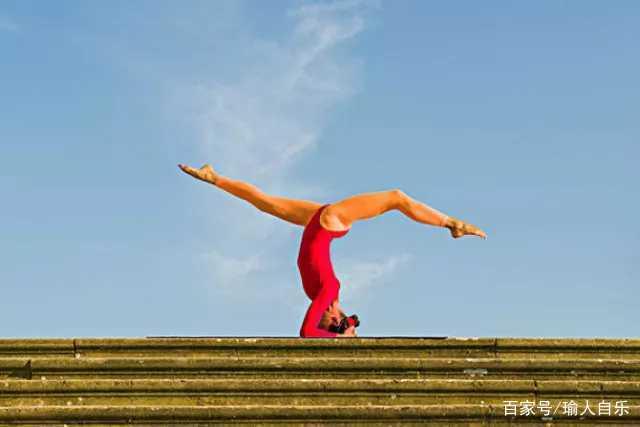 瑜伽中什么姿勢拍照最為好看?為什么?圖片