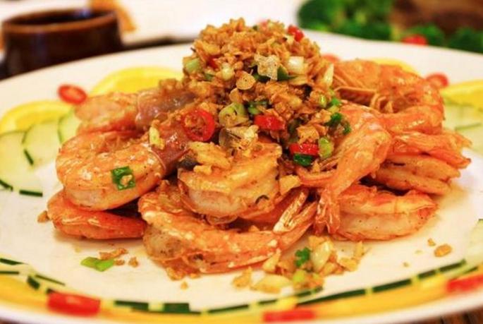 """""""蒜香风味虾""""的做法,只需这几样食材,简单易学又好吃!"""