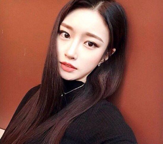 韩式中长发发型图片 专属时髦mm的美发图片