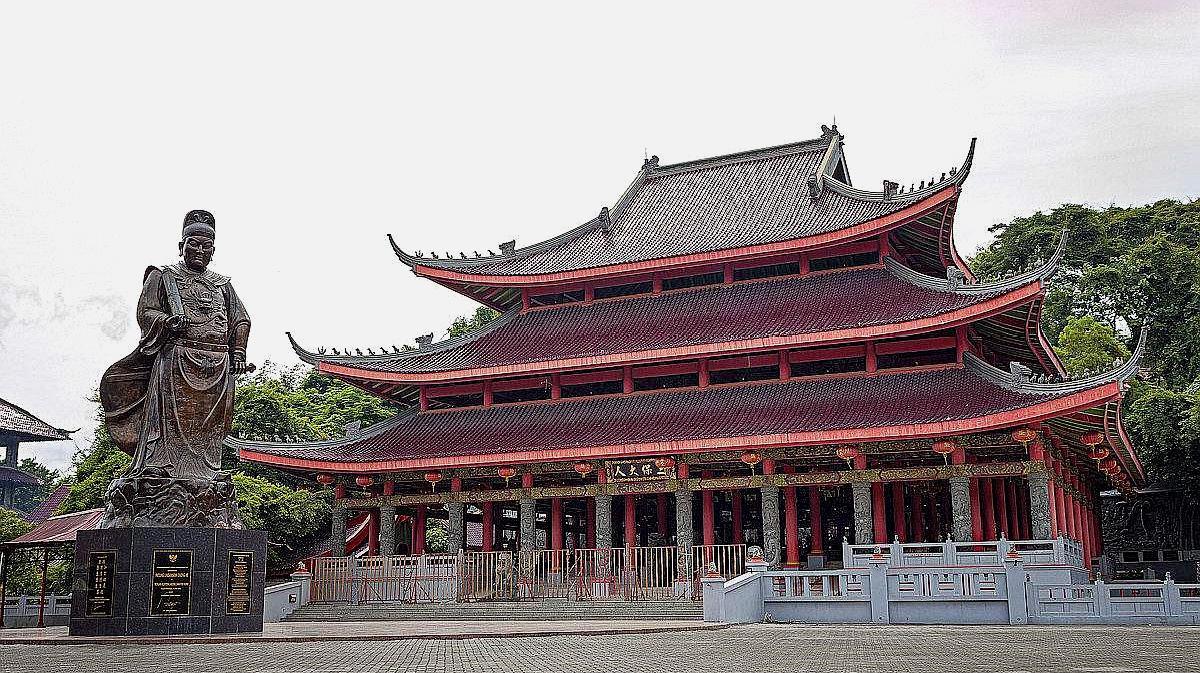 """东南亚最""""特殊""""的城市:以中国人的名字命名,曾是当地人的骄傲"""