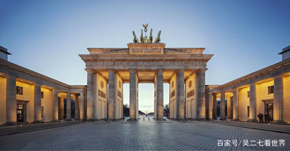 这不是柏林