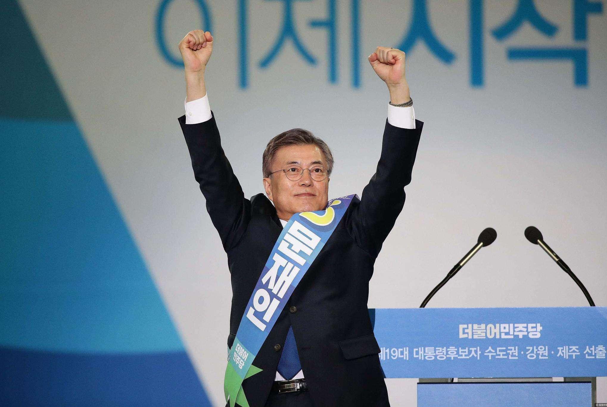 韩国经济数据持续下行,文在寅能拯救韩国经济和自己的支持率吗?