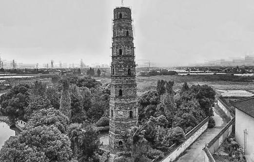 """千年前,上海一地方被称""""小杭州"""",极其繁华,现在彻底没落了"""