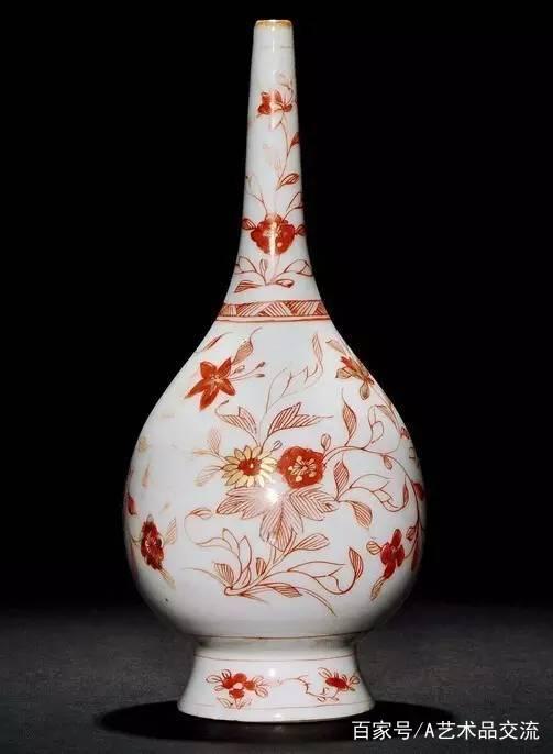 柳叶瓶 图片