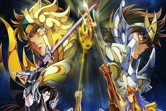 圣斗士星矢:四位动画原创圣斗士,一个死的可惜,另三个活该!