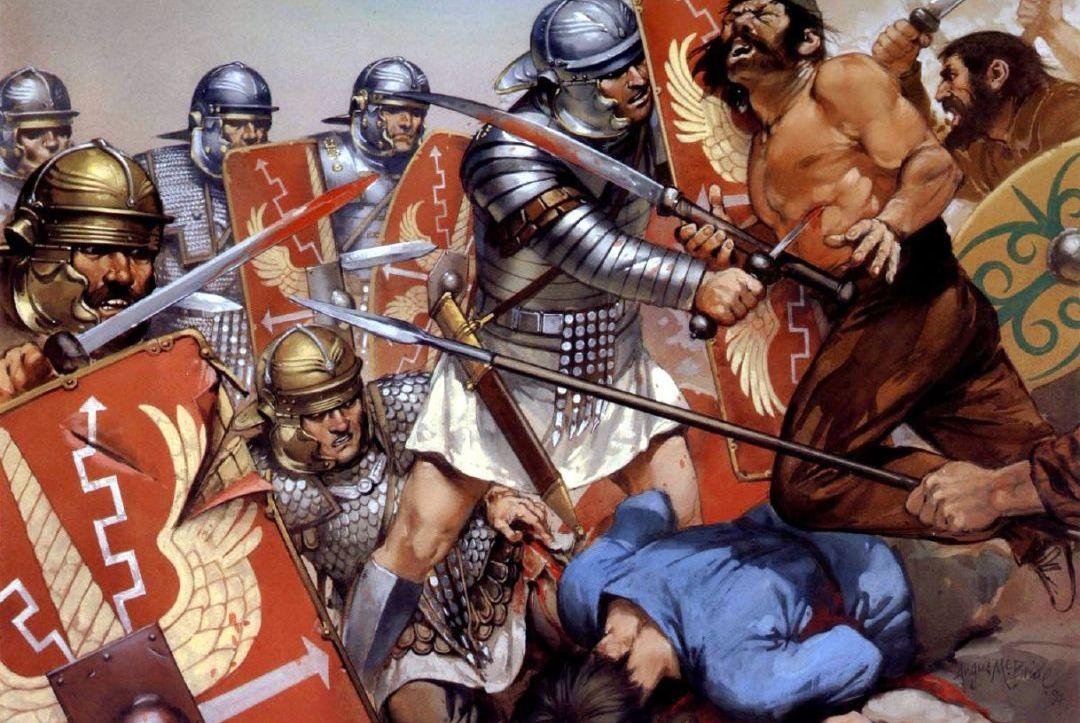 古代打仗防御力和机动性怎么取舍?简述欧洲腿部防护发展史