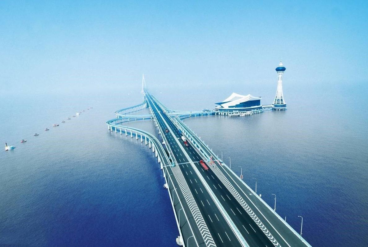 107亿建浙江第一大桥,跻身中国三大桥梁,年车流量超过3000万