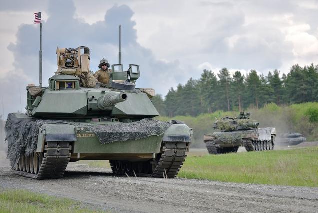 世界最强五大坦克排名曝光:中国总算获西方认可,国产坦克上榜了