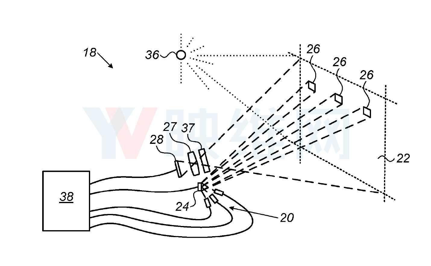 苹果专利显现为AR/VR、3D感知研发下一代LiDAR体系