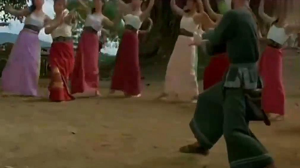 八十年代老电影《天下第一剑》满满的回忆,经典值得一看