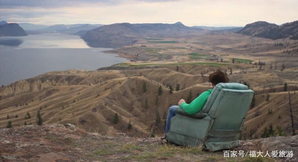 相机拍加拿大风景