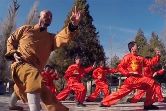 释延觉:武术是中华民族的精神气节,放弃国术崇洋媚外说明你自卑