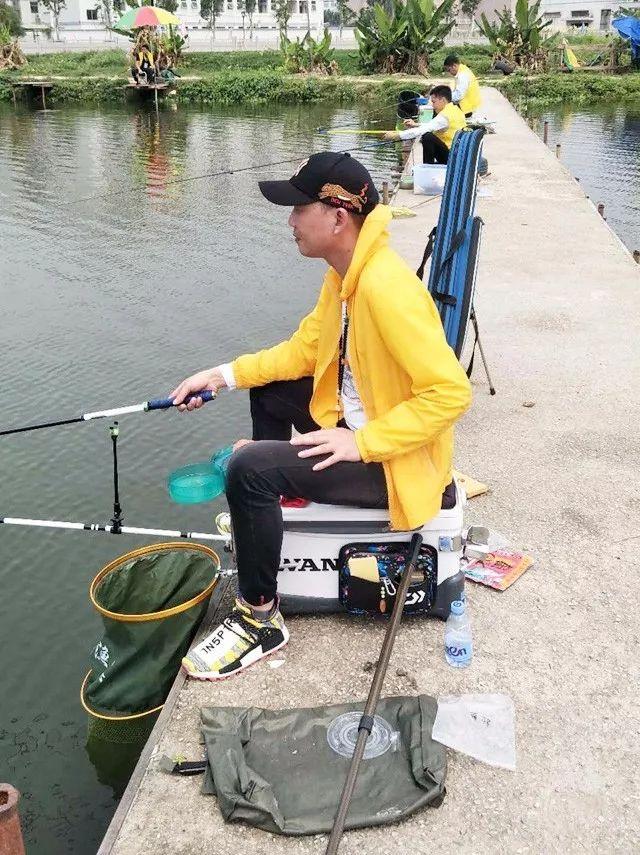 国际琥珀采购节-琥珀运动会钓鱼