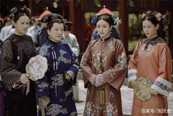 历史上雍正乾隆的后宫其实是这样的,比宫斗剧里要压抑沉闷得多