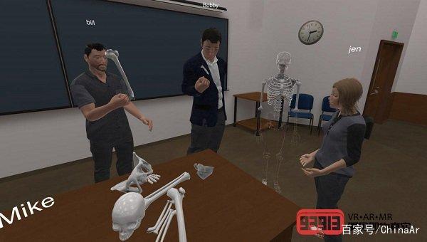 VR培训应用Engage成为VR教育新型平台
