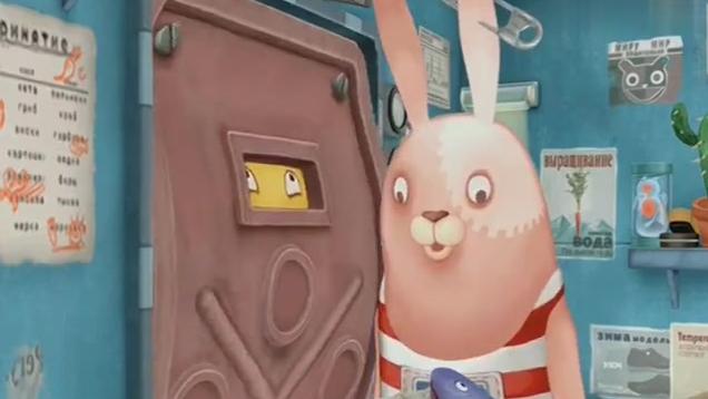 越狱兔图片