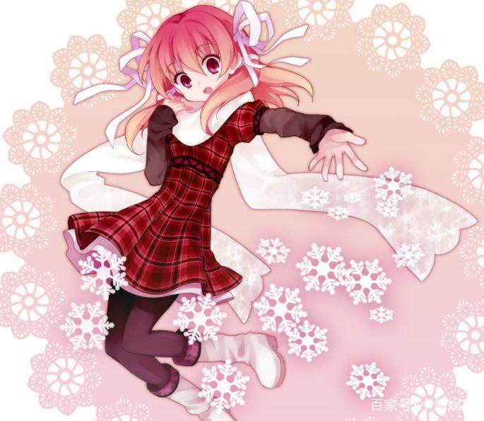 七大星座专属动漫美少女:我喜欢天秤座的,可爱!图片