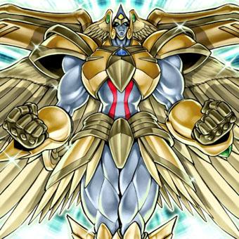 《游戏王》历代动画男主的终极王牌怪兽卡!以神之名赐