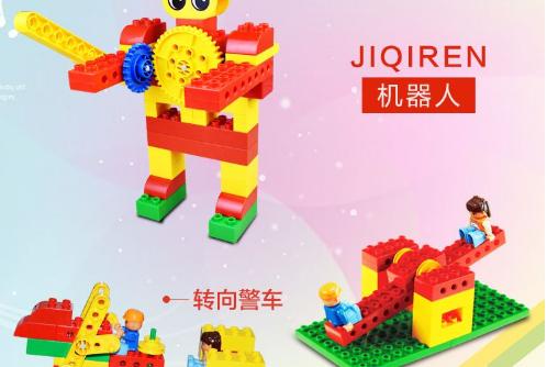 带你走出乐高玩具=教具的误区!会不会玩乐高对孩子影响这么大?