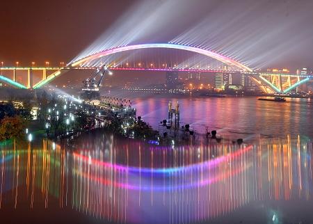 3 上海市·卢浦大桥