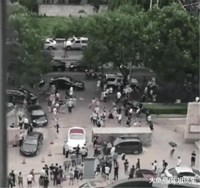 北京孕妇豪车堵门是什么样的背景让她有这勇气? ar娱乐_打造AR产业周边娱乐信息项目 第2张