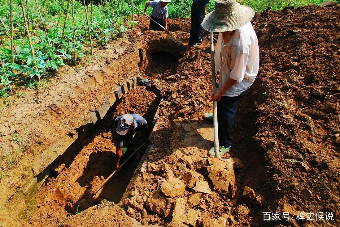 老农挖出一块石头,专家找到10万年前宝物,揭开中国人起源之谜