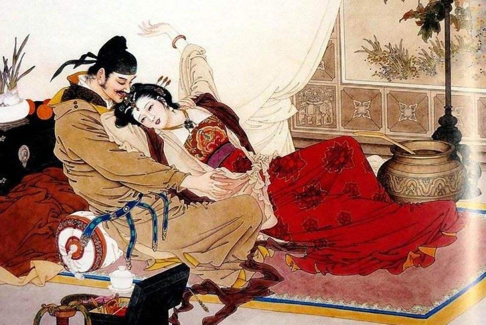 揭秘:杨贵妃安禄山一待一整晚,各种言语流传,李隆基为何不在乎