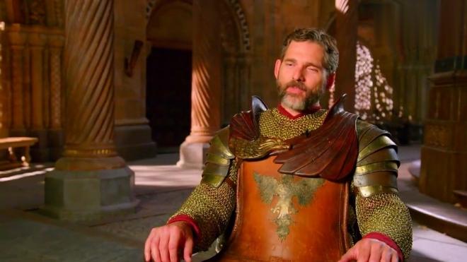 《亚瑟王:斗兽争霸》主创访谈之艾瑞克 巴纳