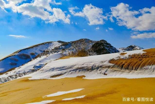 内蒙古:邂逅春雪
